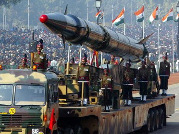 Ядерная война между Индией и Пакистаном вызовет глобальный голод