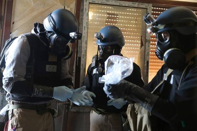 ООН: химическое оружие в Сирии применялось минимум 5 раз