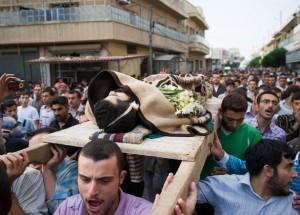 Война в Сирии затронула весь регион
