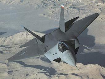 Воздушное пространство стран Балтии патрулируют США