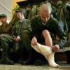 Портянок в армии России больше нет