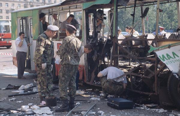 Взрывы в Волгограде - это война