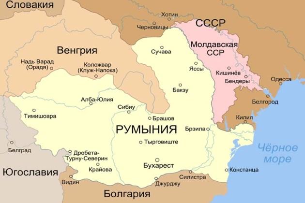 Президент Румынии Траян Бэсеску считает, что румынское руководство должно открыто объявить Молдавию румынской землей