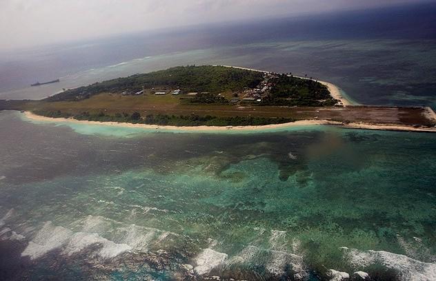 Остров Титу
