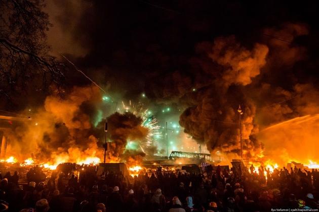 Киев: захвачены министерства агрополитики и энергетики