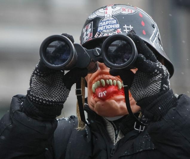 Беспорядки в Киеве: захвачен Минюст