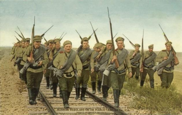 1914-й год наступил вновь
