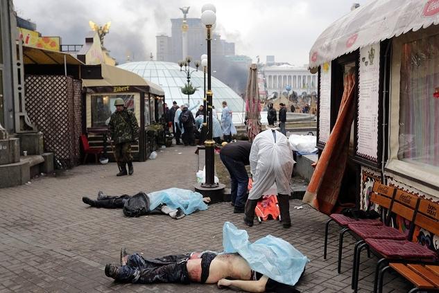 Жертвы Майдана