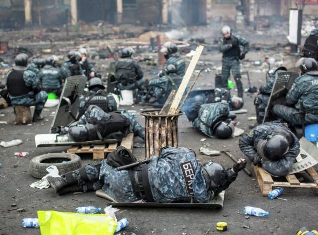 Снайпер на Майдане