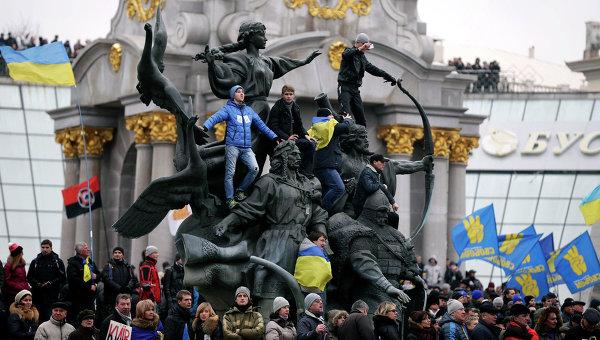 Оппозиционные лидеры провоцируют гражданскую войну на Украине