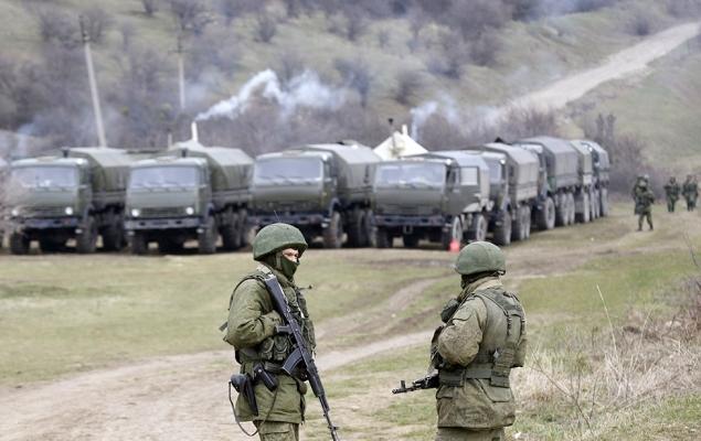 ВС РФ в Крыму
