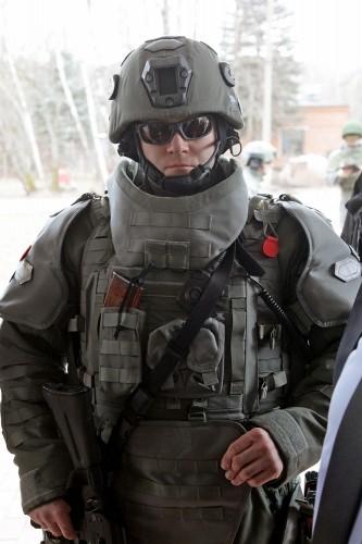 Новая экипировка для армии России