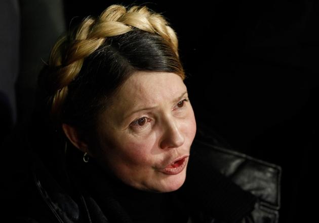 Тимошенко угрожает России