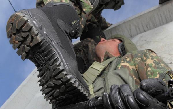Берцы - военная обувь