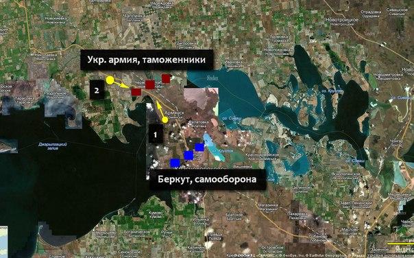 Варианты развития событий в Крыму