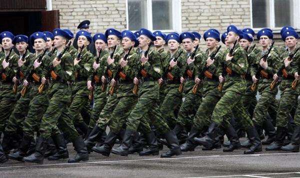 Гототова ли армия Украины к войне