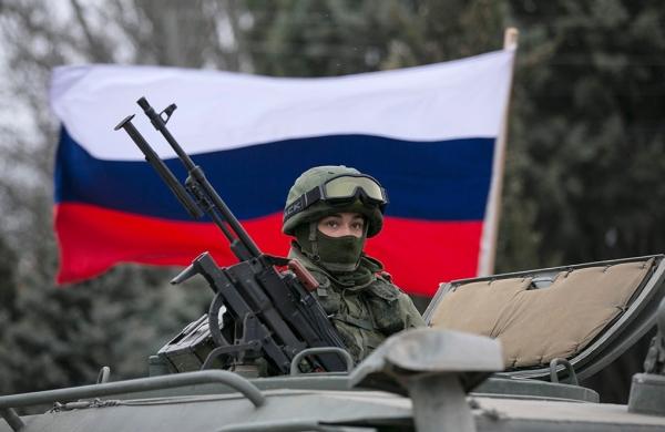 Россия вводит войска на Украину
