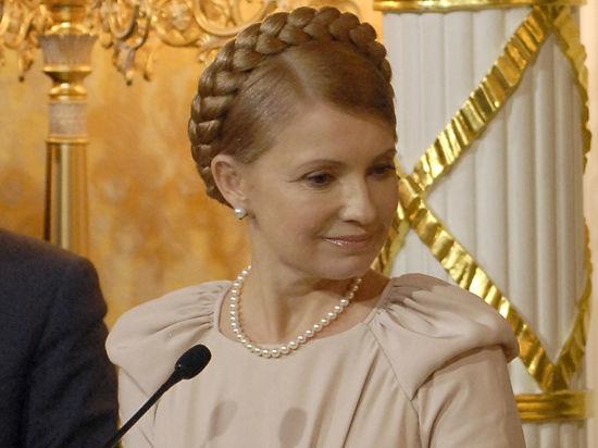 Тимошенко предложила расстрелять «сепаратистов» из Луганска