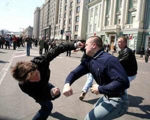 Как себя вести при нападении преступника