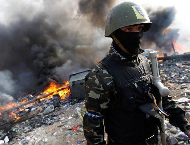 Война на Украине - угроза ядерной войны с Россией