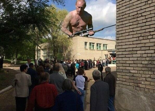 о результатах референдума на Востоке Украины