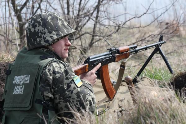 Марионетки Киева начали агрессию против России