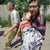 Девочка погибла в Славянске