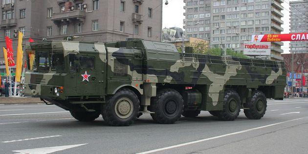 ТЗМ 9Т250-1 комплекса «Искандер-М»