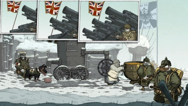 Храбрые сердца Первой Мировой