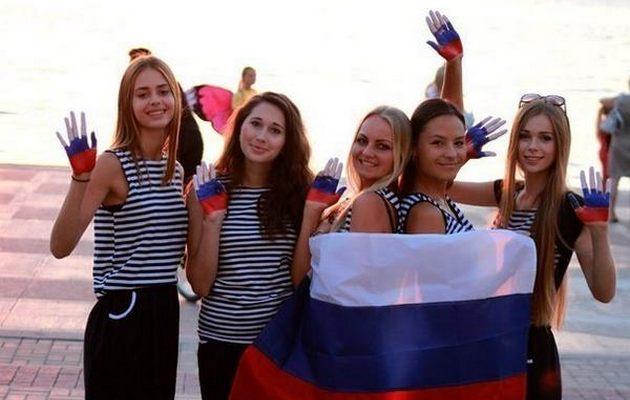 Русские девушки лучшие!