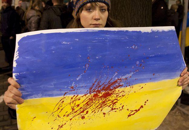 Украину ждёт большое кровопролитие