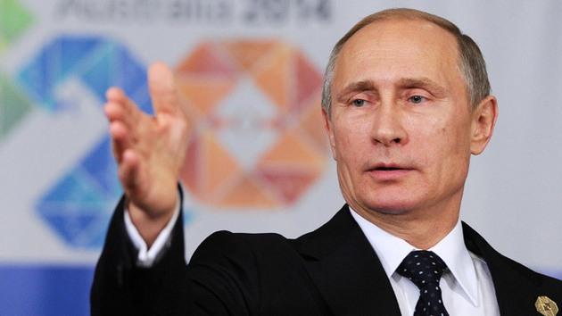Владимир Путин досрочно покинул саммит G20 в Австралии
