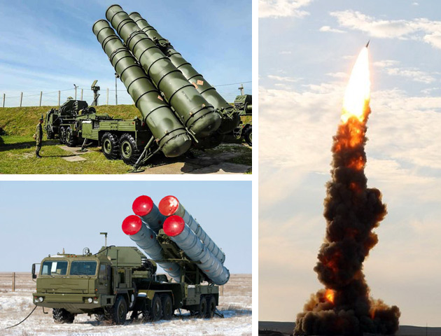 ЗРС С-500 «Триумфатор-М»