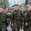Контрактники российской армии