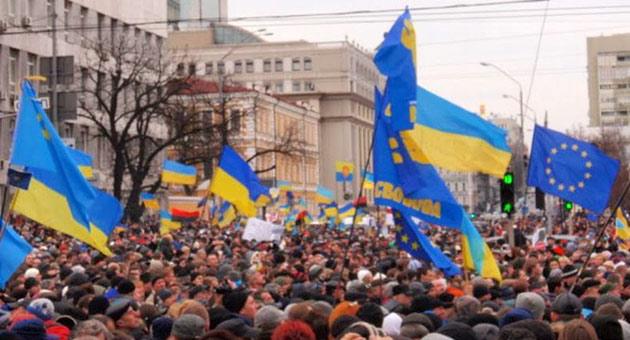 Киевский Майдан 2013
