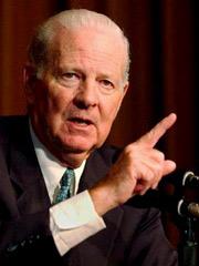 Джеймс Бейкер, бывший госсекретарь США