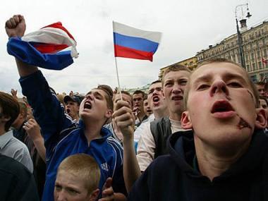 Русские, готовьтесь к войне