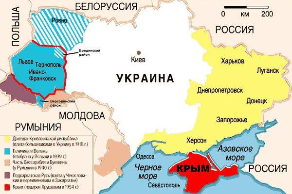 Второй фронт Украины - Приднестровье