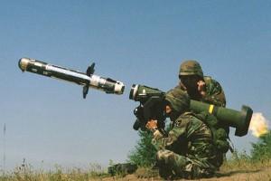 Сенат одобрил поставки оружия на Украину