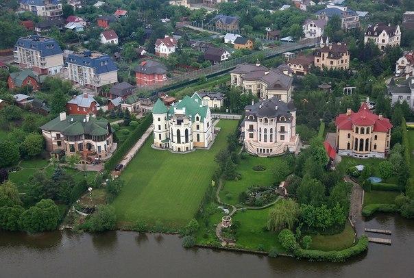 Московская Рублевка