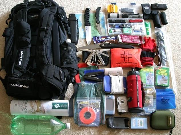 """""""Тревожный чемоданчик"""" для опасной ситуации"""