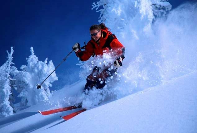 Горные лыжи – куда поехать кататься