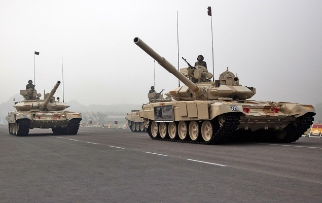 В России 15 398 танков