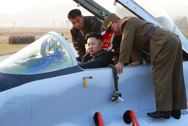 Ким Чен Ын любит подарки