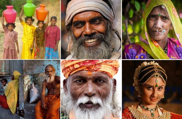 Индия: кастовые бунты