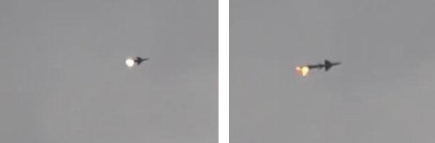 катастрофа сирийского МиГ-21
