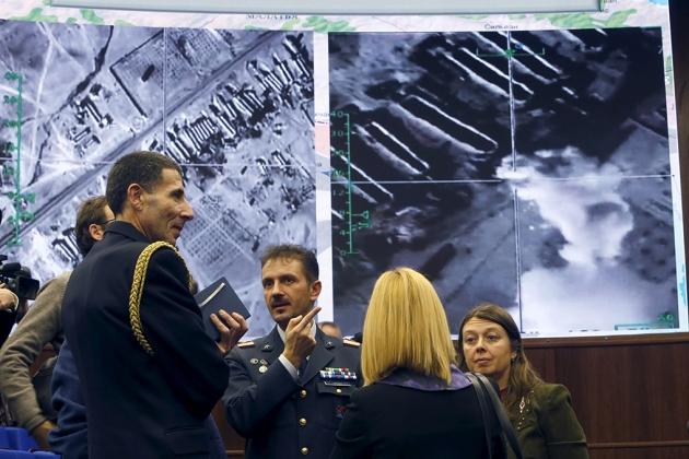 Россия создает ядерный космический бомбардировщик
