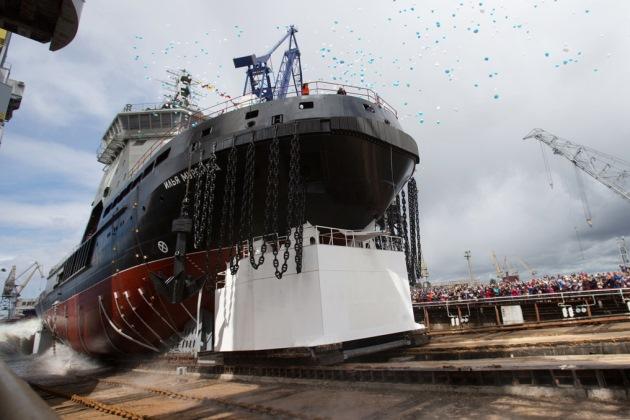 Россия построит флот военных ледоколов