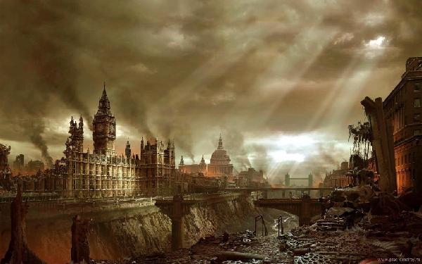 Внутренний взрыв. Конец России