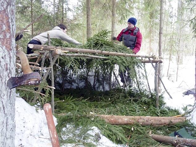 Шоу про выживание в Сибири
